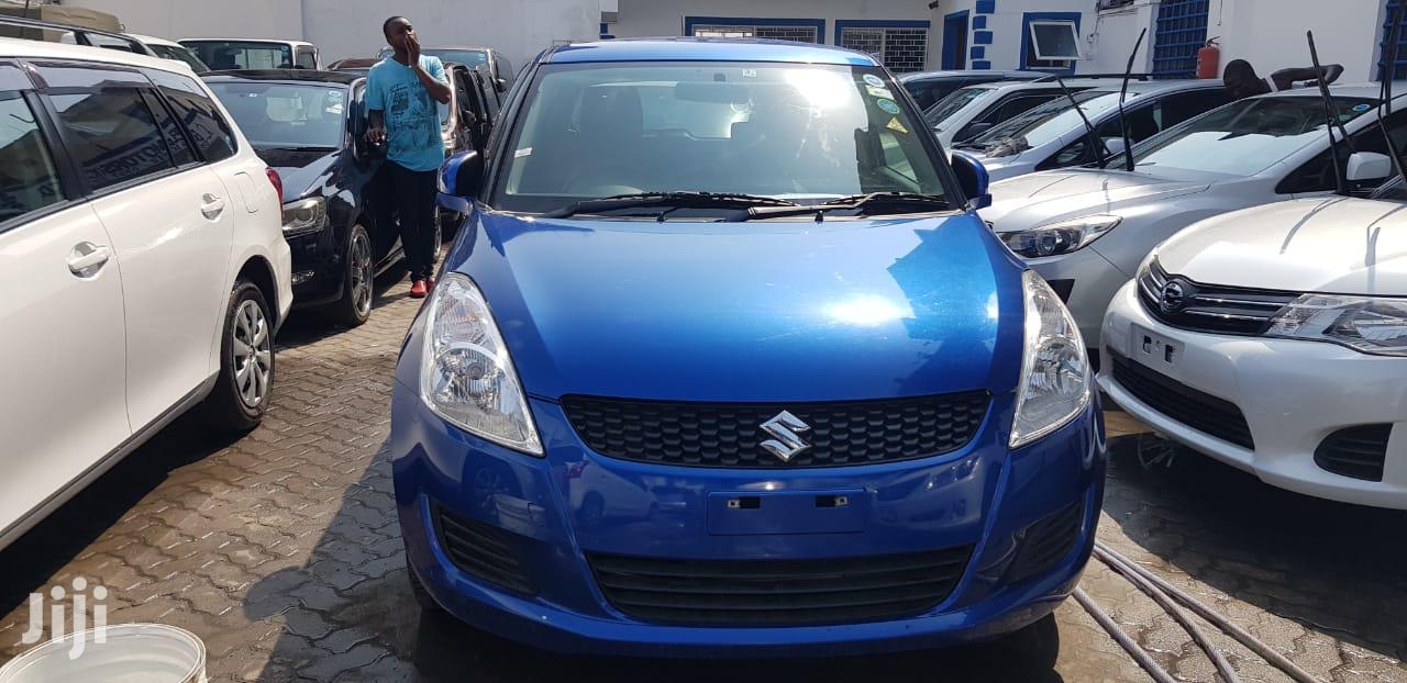 Suzuki Swift 2012 1.4 Blue