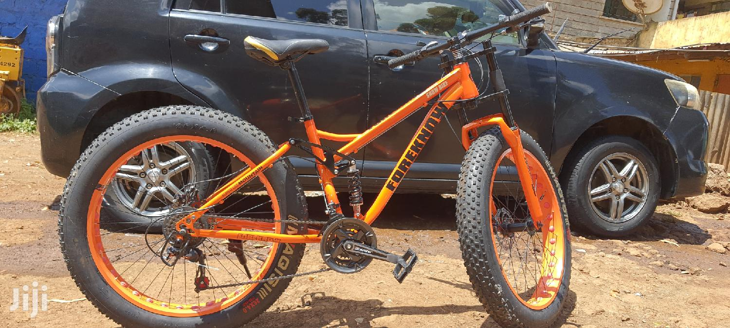 Archive: Fat Tyres 26inch 21speed Bikes Brand New