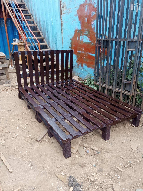 Pallet Beds | Furniture for sale in Roysambu, Nairobi, Kenya