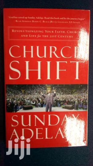 Church Shift-  Sunday Adelaja   Books & Games for sale in Turkana, Lodwar Township