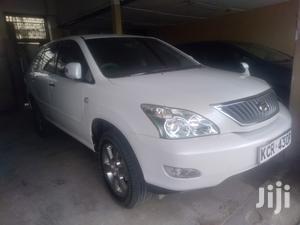 Toyota Harrier 2013 White | Cars for sale in Mombasa, Mvita
