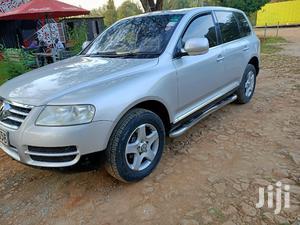Volkswagen Touareg 2005 3.2 V6 Automatic Silver   Cars for sale in Nairobi, Ridgeways