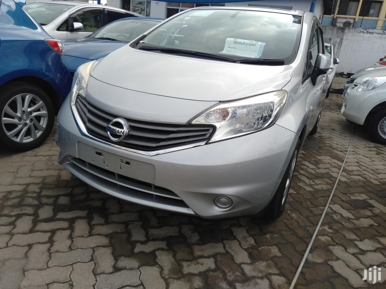 Archive: Nissan Note 2012 1.4 Silver