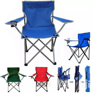 Camping Chairs(Foldable) Canvas Hard Metal   Camping Gear for sale in Nairobi, Nairobi Central