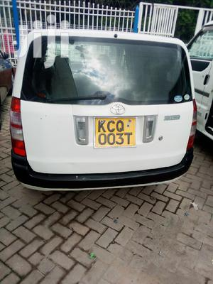 Toyota Succeed 2012 White | Cars for sale in Mombasa, Kisauni