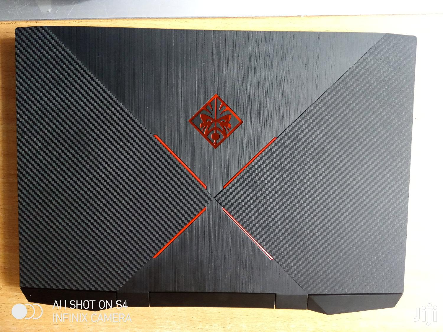 New Laptop HP Omen X 17t 8GB Intel Core I7 HDD 1T