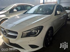 Mercedes-Benz CLA-Class 2014 White | Cars for sale in Mombasa, Tudor