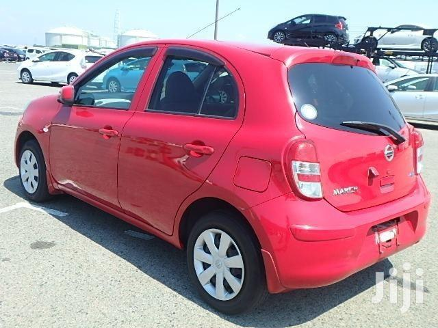 Archive: Nissan March 2011 Red