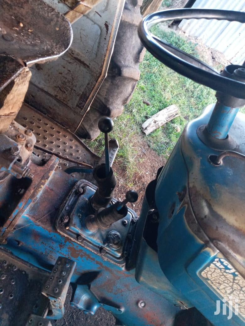 Archive: Ford 4600 Tractor 1977 Blue For Sale