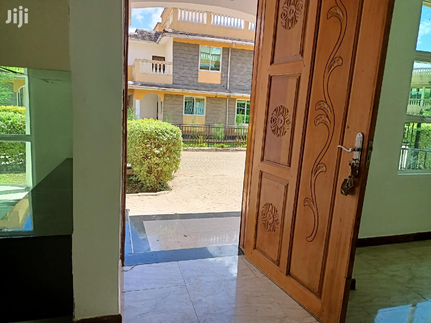 Archive: 4 Bedroom Maisonette + SQ In Syokimau For Sale