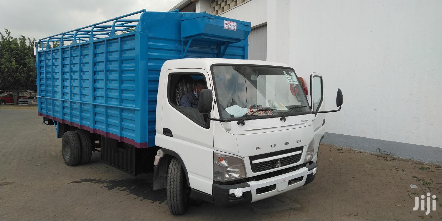 Mitsubishi Canter FE85CH. | Trucks & Trailers for sale in Nairobi Central, Nairobi, Kenya