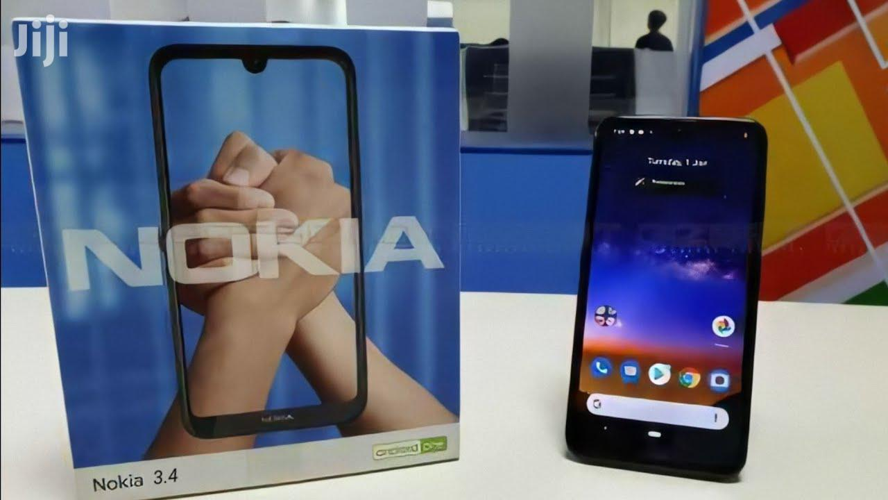 Archive: New Nokia 3.4 64GB Black