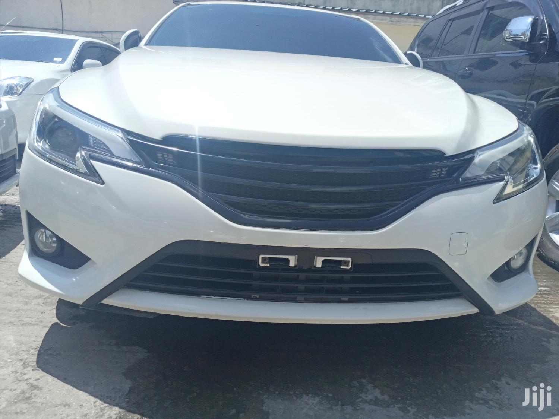Toyota Mark X 2013 White