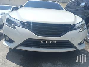 Toyota Mark X 2013 White | Cars for sale in Mvita, Majengo