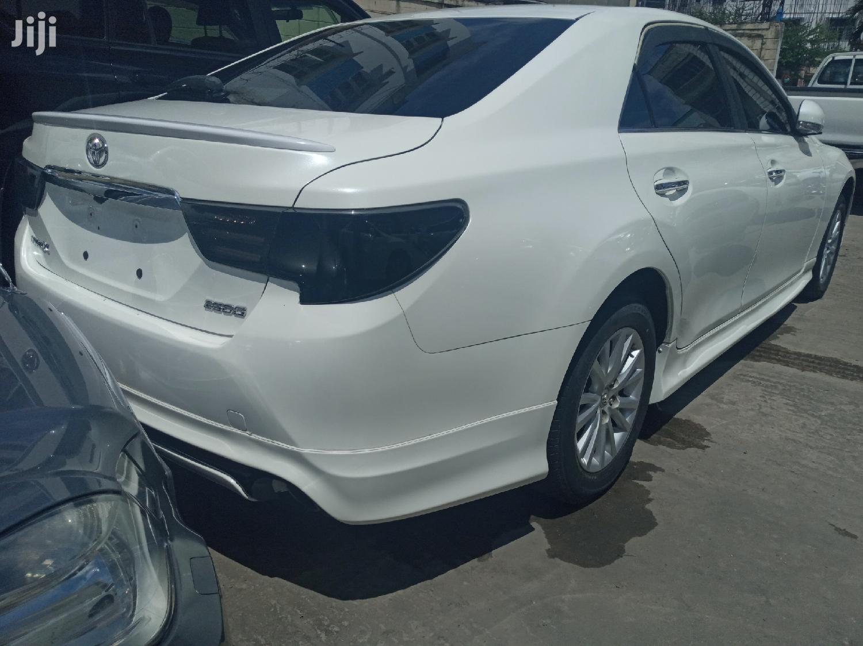 Toyota Mark X 2013 White | Cars for sale in Majengo, Mvita, Kenya