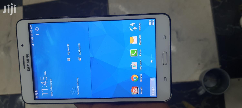 Samsung Galaxy Tab 4 7.0 8 GB White