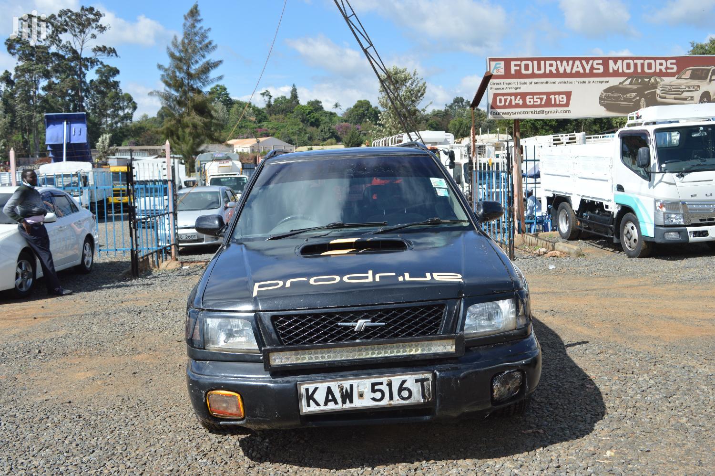 Subaru Forester 2001 Black | Cars for sale in Runda, Nairobi, Kenya