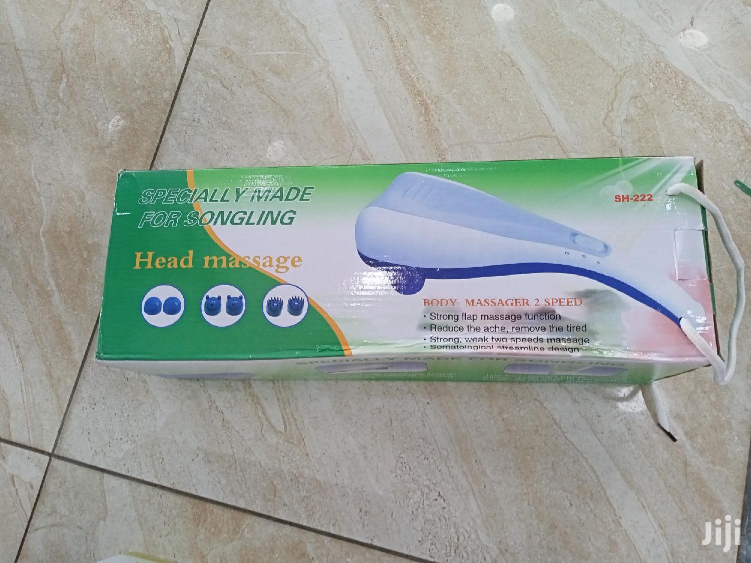 Archive: Double Body Massager