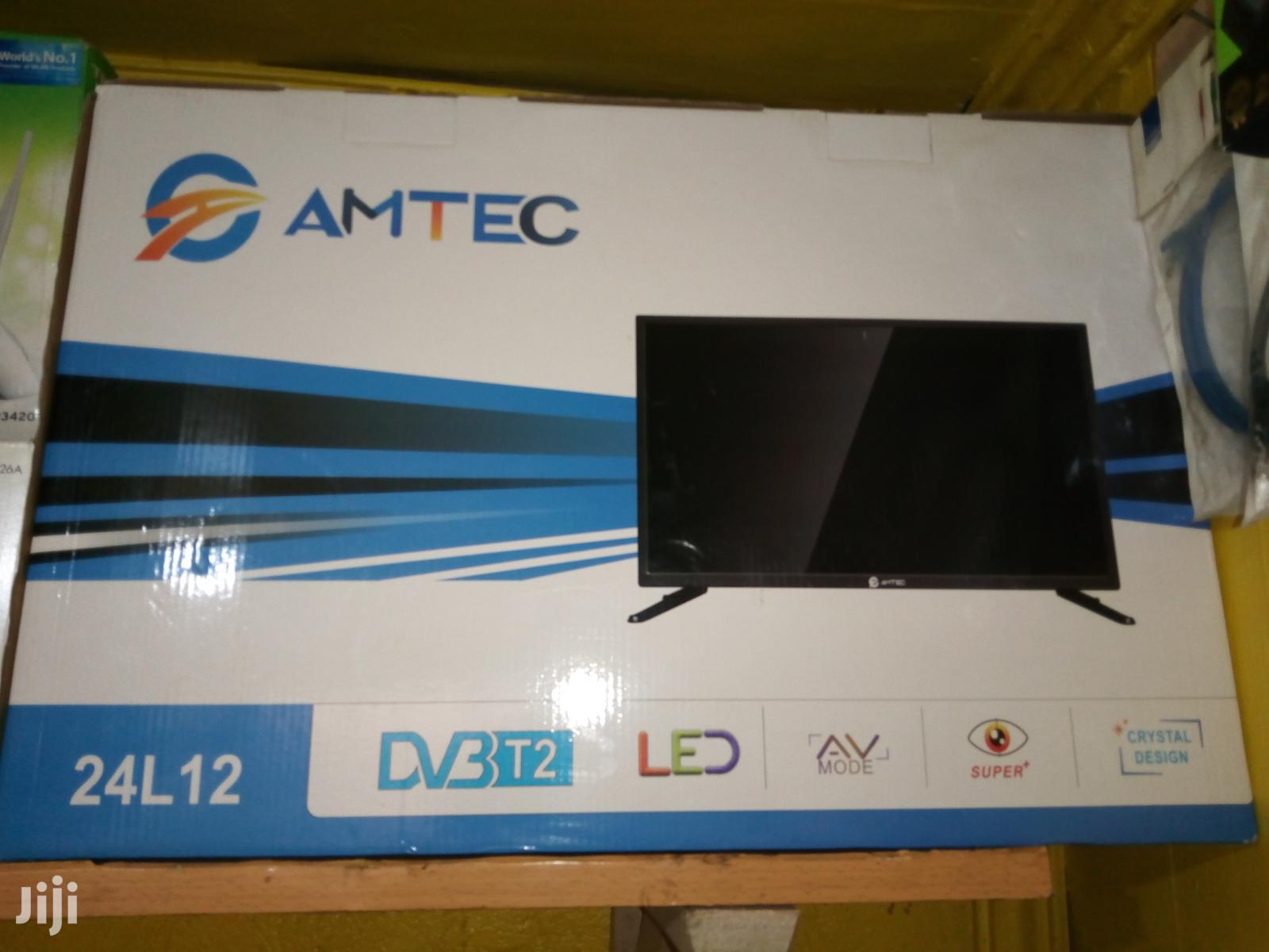 Amtec 24 Inches Digital TV | TV & DVD Equipment for sale in Market Milimani, Kisumu, Kenya