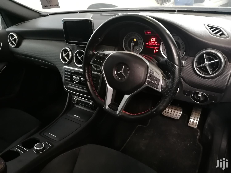 Archive: Mercedes-Benz A-Class 2014 Gray