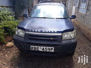 Land Rover Freelander 2002 Blue | Cars for sale in Kapseret, Megun
