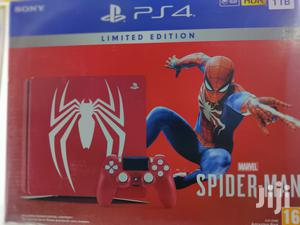 PS4 Slim 1TB Limited Edition: Marvel's Spider-man Bundle | Video Game Consoles for sale in Nairobi, Nairobi Central