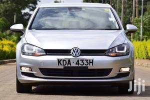 Volkswagen Golf 2013 Silver   Cars for sale in Nairobi, Ridgeways