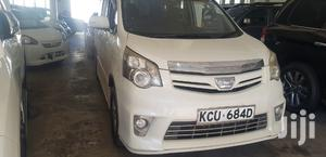Toyota Noah 2012 White   Cars for sale in Mombasa, Mvita
