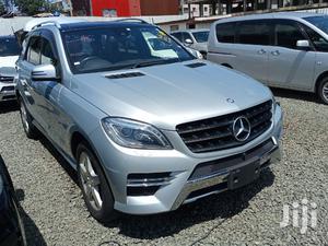Mercedes-Benz M Class 2013 ML 350 4Matic Gray | Cars for sale in Nairobi, Nairobi Central
