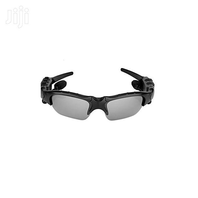 Smart Bluetooth Sunglasses - Black