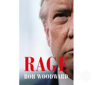 Rage- Bob Woodward   Books & Games for sale in Kwale, Dzombo