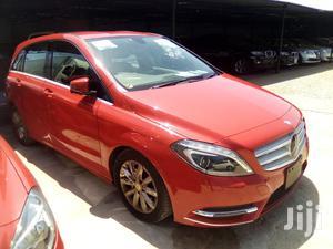 Mercedes-Benz B-Class 2013 Red | Cars for sale in Mombasa, Mvita