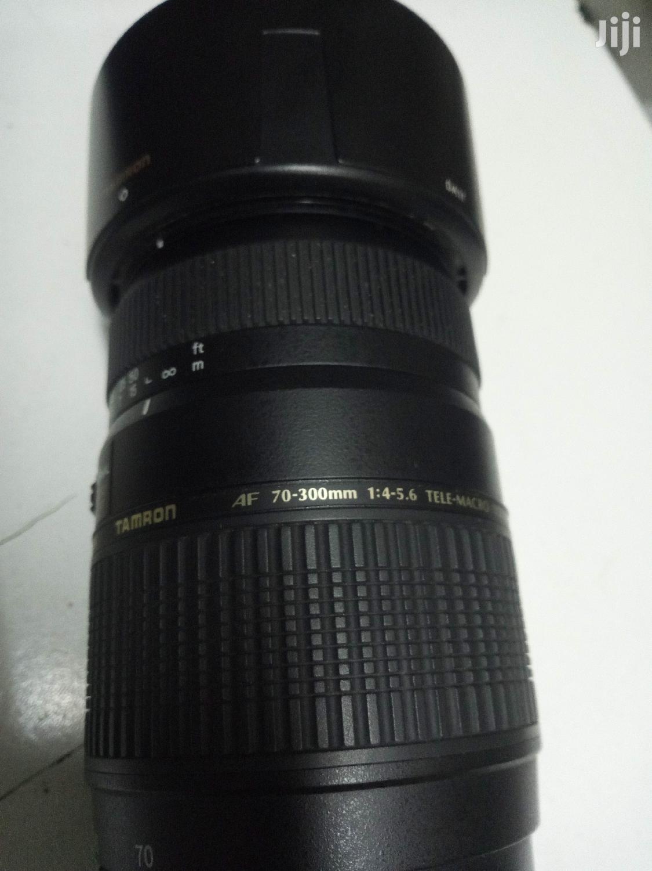 Archive: Tamron Canon 70-300mm Zoom Lens Blur Lens