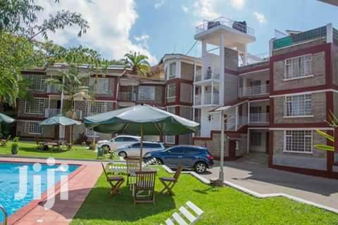 To Let 1bdrm Fully Furnished Apartment at Kilimani