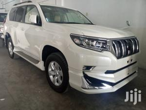 New Toyota Land Cruiser Prado 2014 White   Cars for sale in Mombasa, Mvita