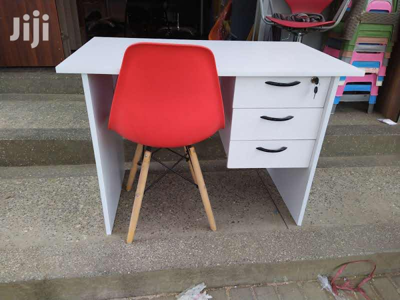 Study Desk And Aemes Chair | Children's Furniture for sale in Donholm, Nairobi, Kenya