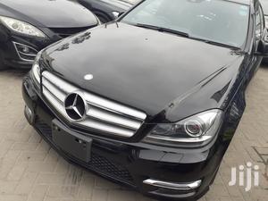 Mercedes-Benz C200 2013 Black | Cars for sale in Mombasa, Mvita