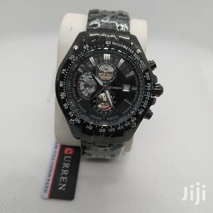 Curren Black Watch | Watches for sale in Nairobi, Nairobi Central