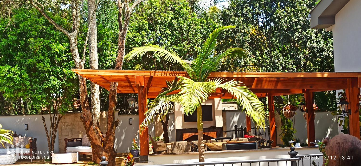 Wooden Pergola. | Garden for sale in Westlands, Nairobi, Kenya