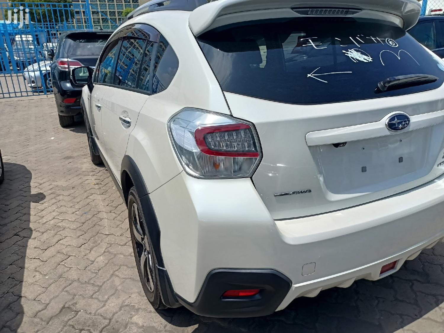 Subaru XV 2013 Sport Package White