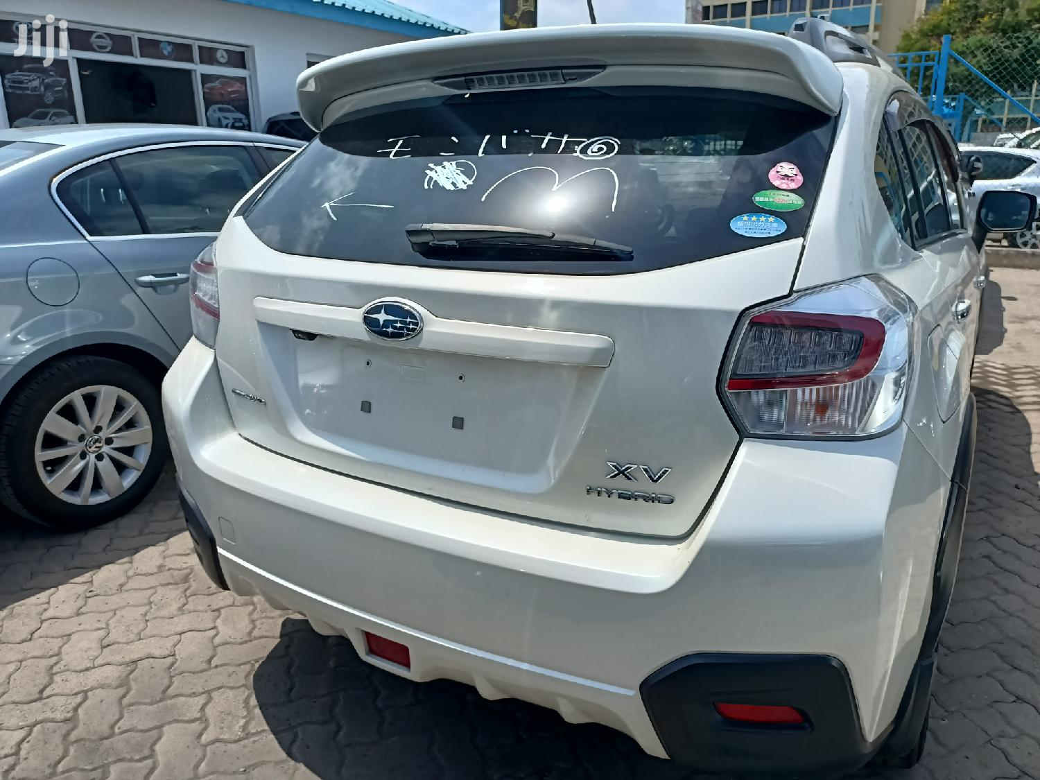 Subaru XV 2013 Sport Package White | Cars for sale in Tudor, Mombasa, Kenya