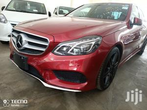 Mercedes-Benz E250 2014 Red | Cars for sale in Nyali, Ziwa la Ngombe