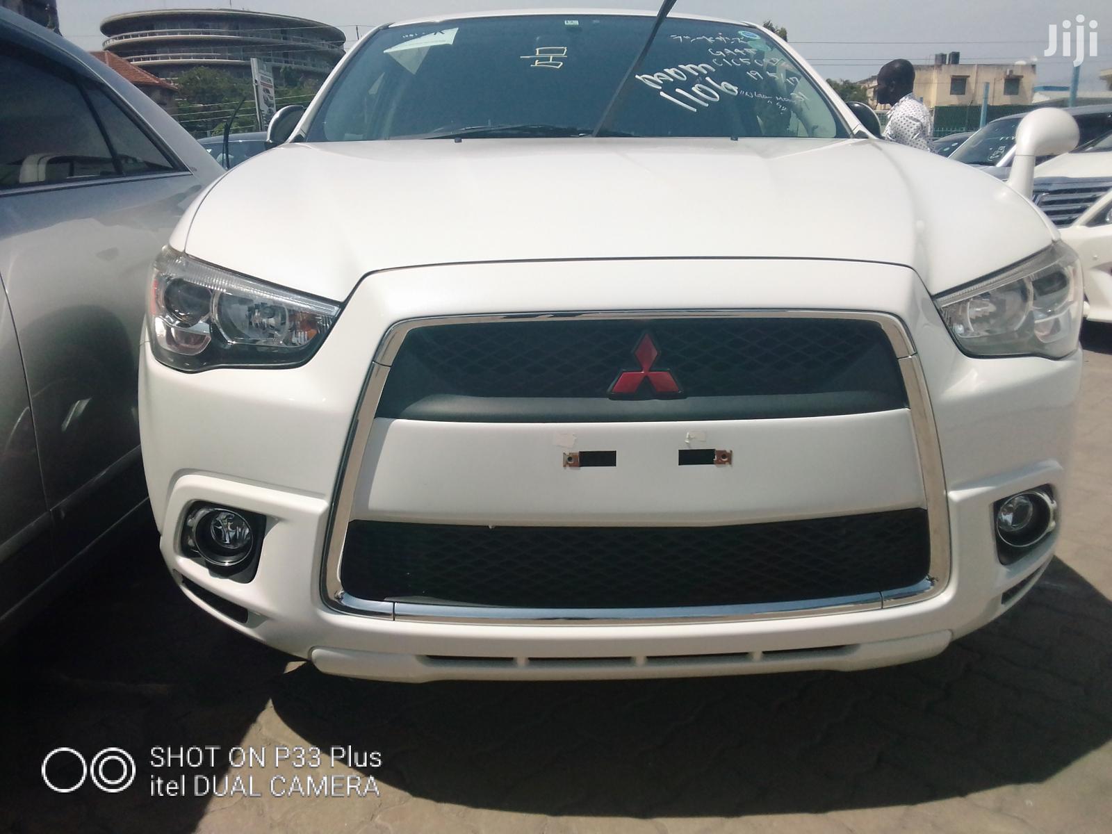 Mitsubishi RVR 2012 2.0 White