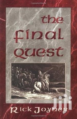 The Final Quest by Rick Joyner   Books & Games for sale in Kwale, Ukunda