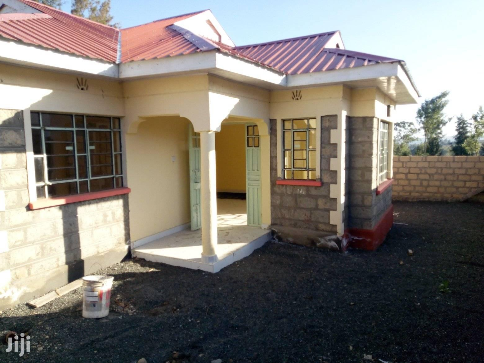 Three Bedrooms Bungalow For Sale In Ngong