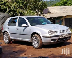 Volkswagen Golf 1998 Gray | Cars for sale in Taita Taveta, Bura (Mwatate)