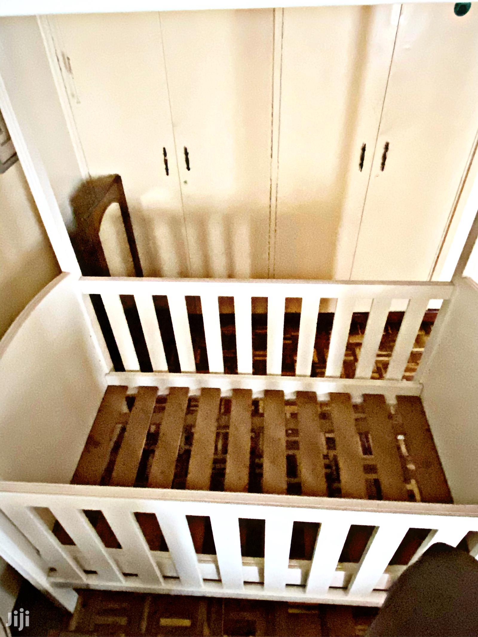 Baby/Child Crib.Size 3*6 With Mattress From Doctor Mattress | Children's Furniture for sale in Nairobi South, Nairobi, Kenya