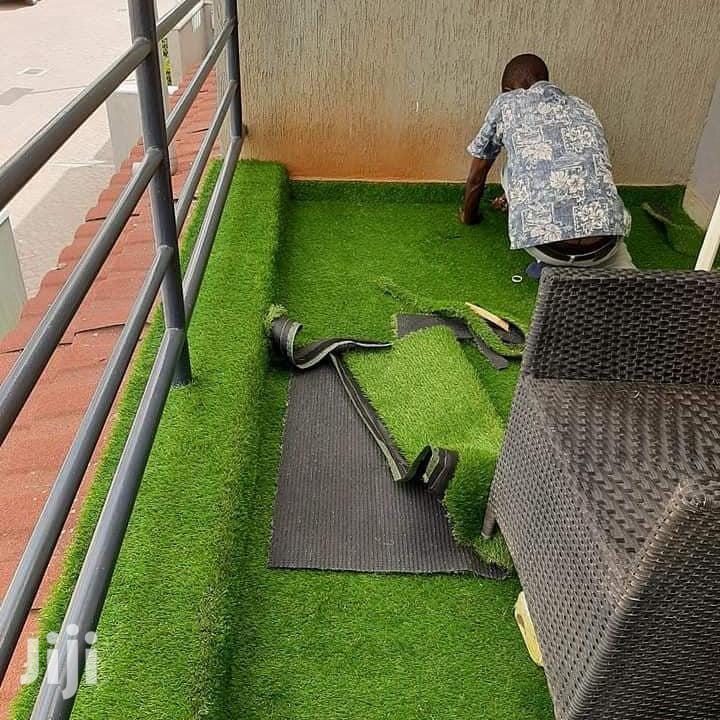 Artificial Green Grass Carpet