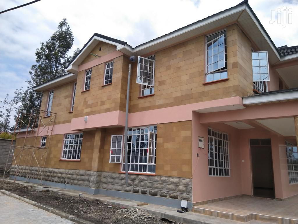 An Executive 4 Bedroom All En Suite In Ongata Rongai