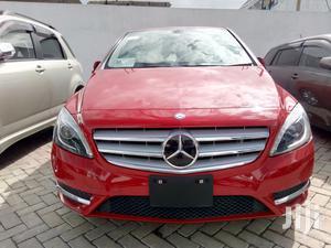 Mercedes Benz B Class 2012 Red | Cars for sale in Mombasa, Mvita